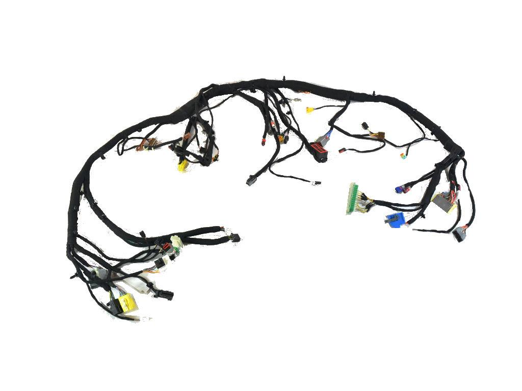 2015 Dodge Charger Wiring. Instrument panel. Air, access
