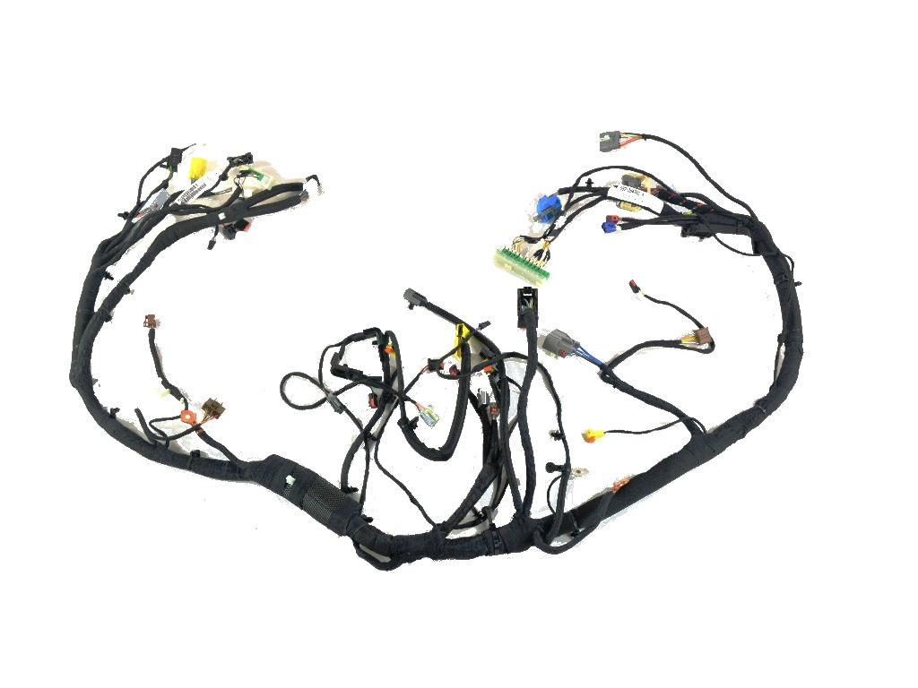 Dodge Charger Wiring Instrument Panel Air Access