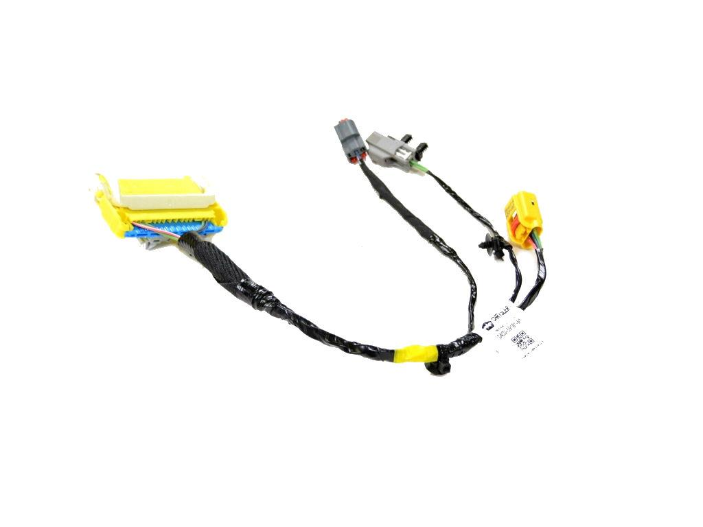 Jeep Grand Cherokee Wiring. Seat cushion. Export, left