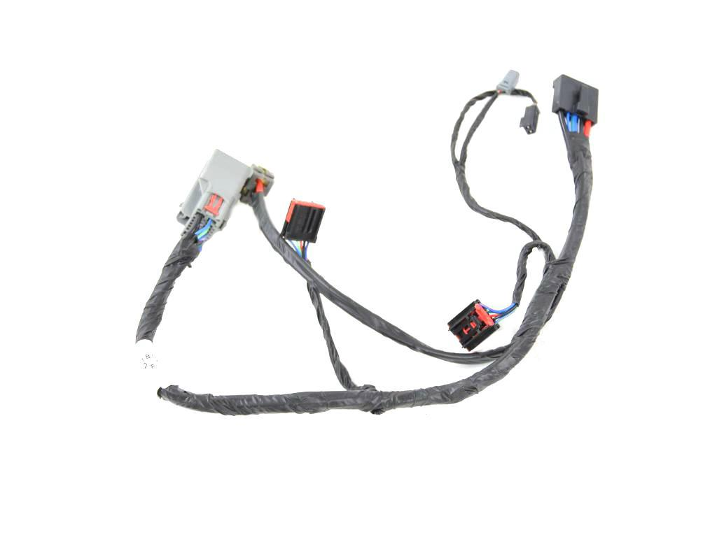 Dodge Durango Wiring. Used for: a/c and heater. [rear air