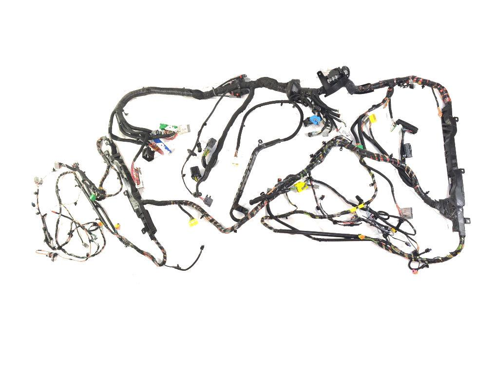 Ram Wiring Body Rear Park Black