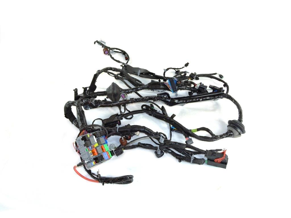 Dodge Dart Wiring. Headlamp to dash. [air conditioning w