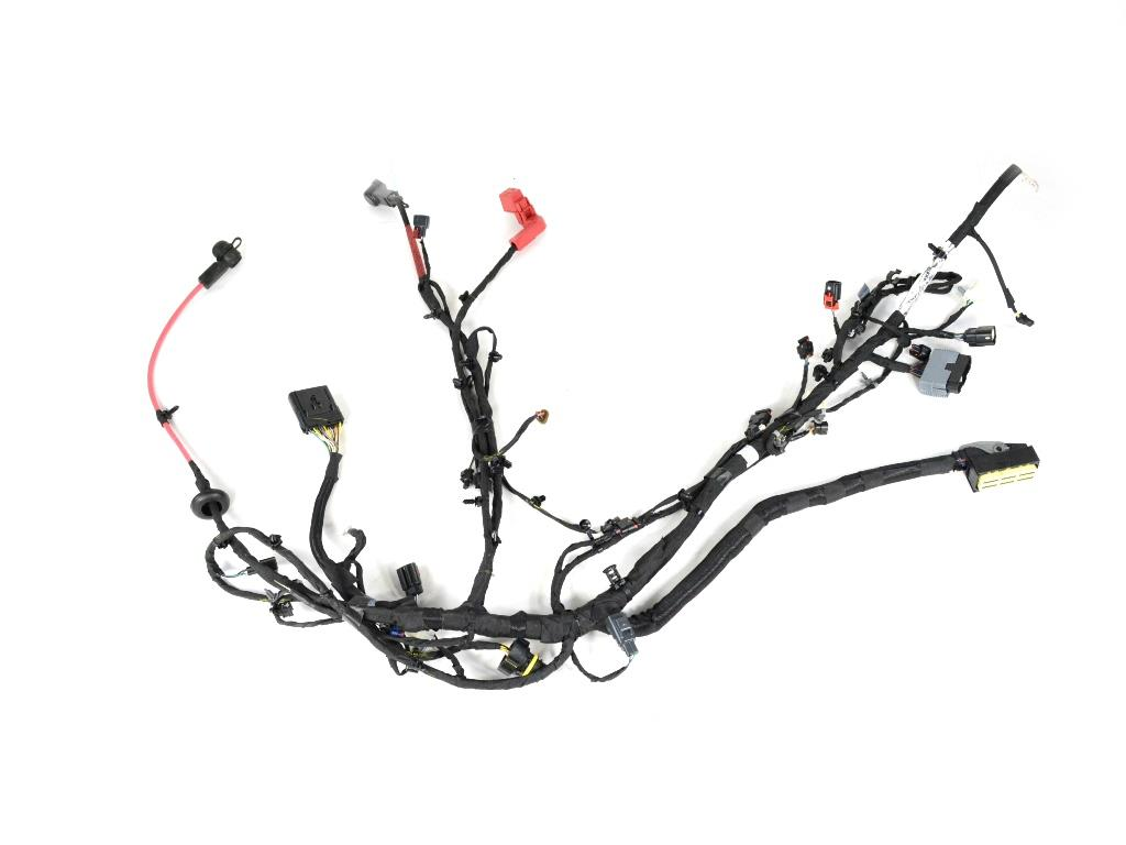 2015 Dodge Charger Wiring. Engine. [active t/case w/frt