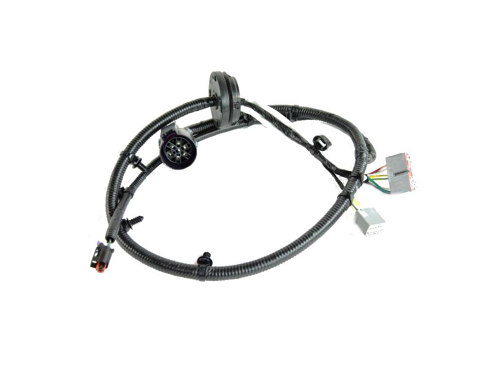 Jeep Cherokee Wiring. Trailer tow. [7 and 4 pin wiring