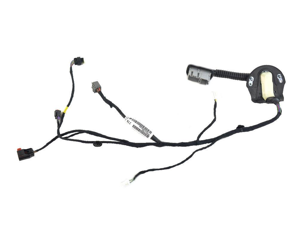Jeep Grand Cherokee Wiring. Rear door. Left. Module