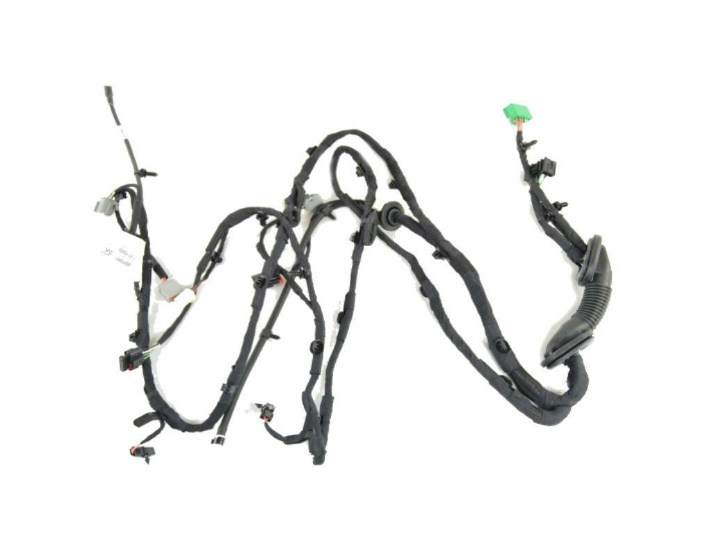 Jeep Cherokee Wiring. Liftgate. [parkview(tm) rear back-up