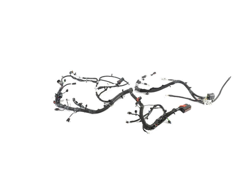 2017 Jeep Wrangler Wiring. Engine. [complete chassis parts