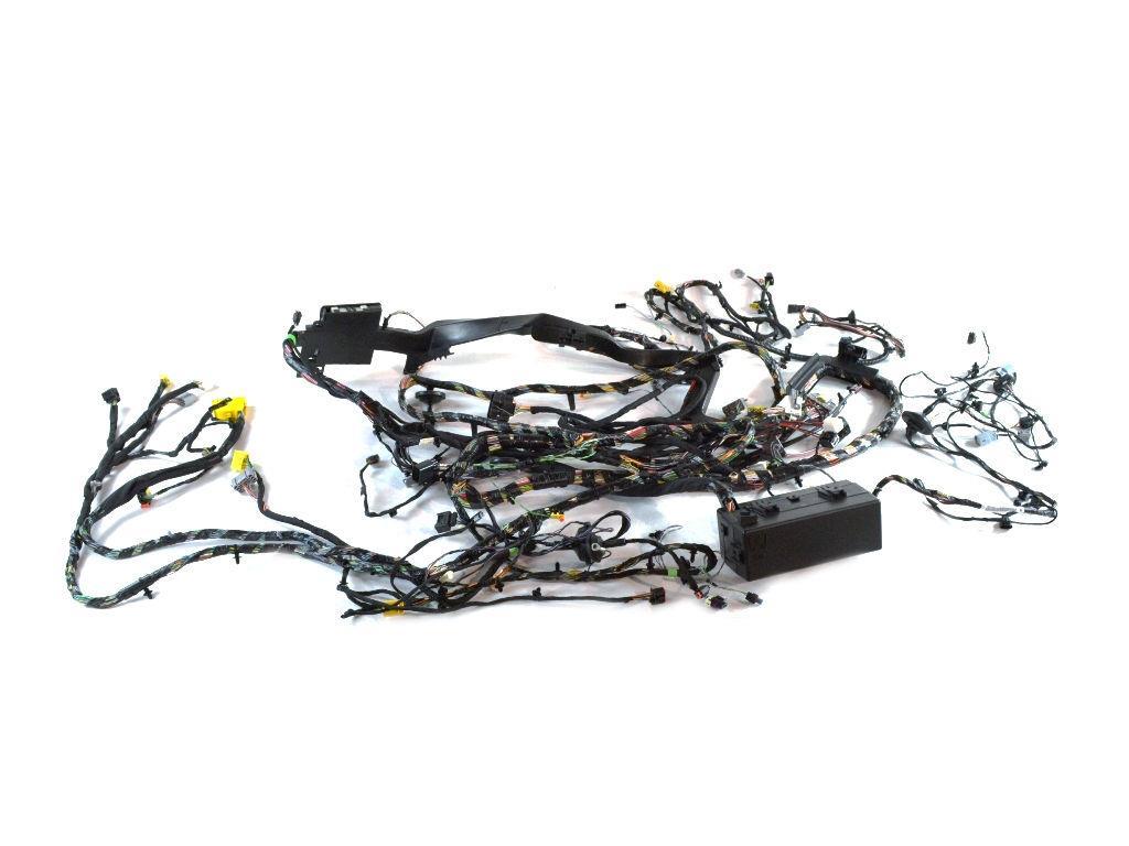 2016 Dodge Challenger Wiring. Body. Speakers, tilt