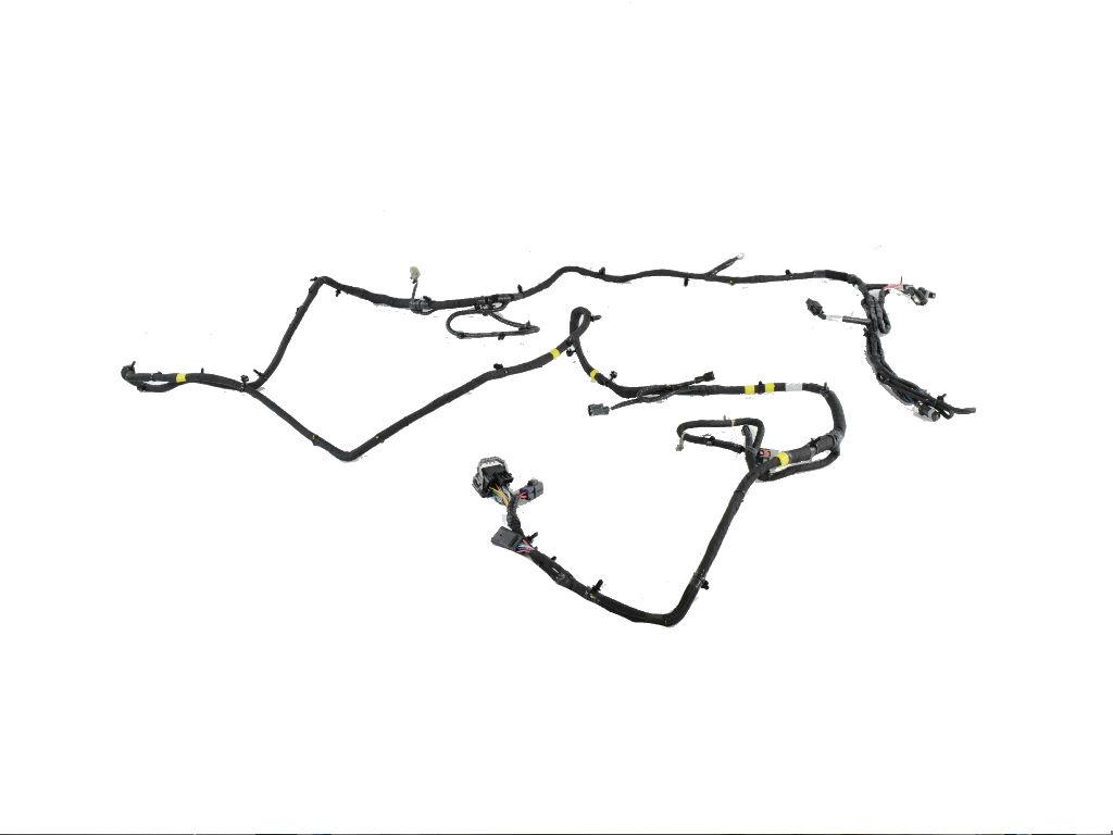Ram 5500 Wiring. Chassis. [52 gallon rear fuel tank