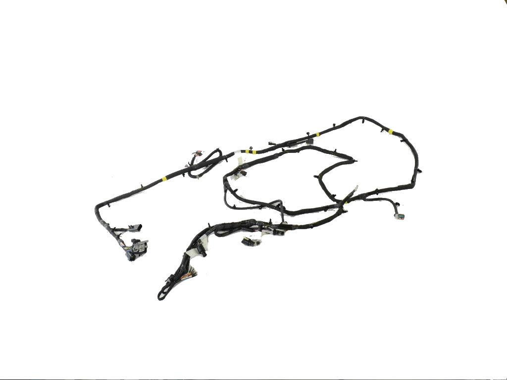 2017 Ram 5500 Wiring. Chassis. [52 gallon rear fuel tank