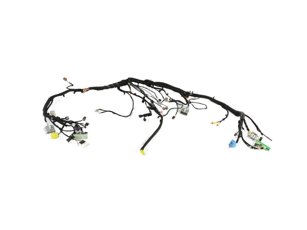 Dodge Charger Wiring. Instrument panel. Module, guardian