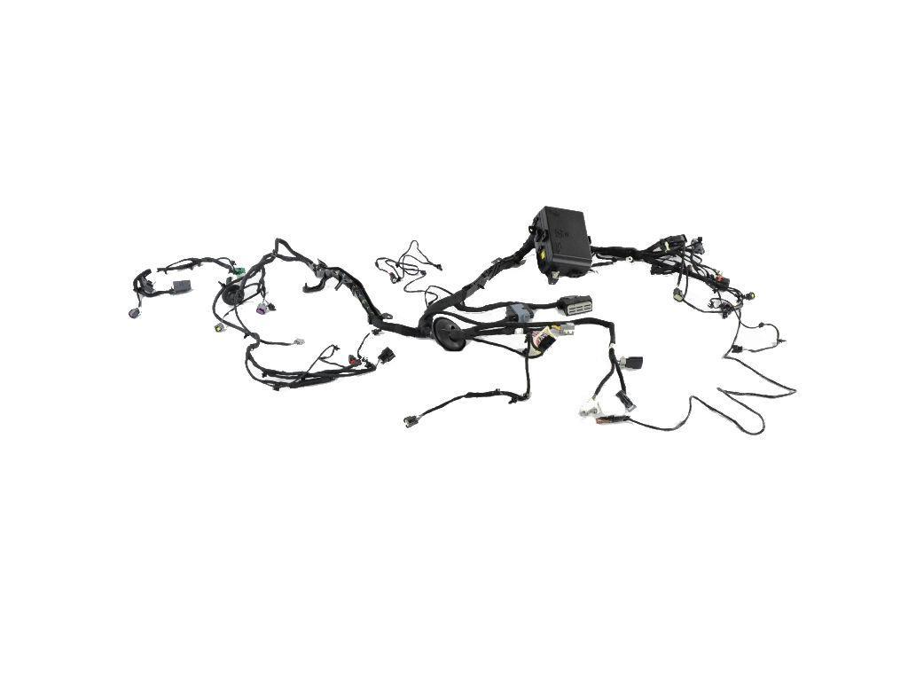 Dodge Charger Wiring. Headlamp to dash. [bi-function