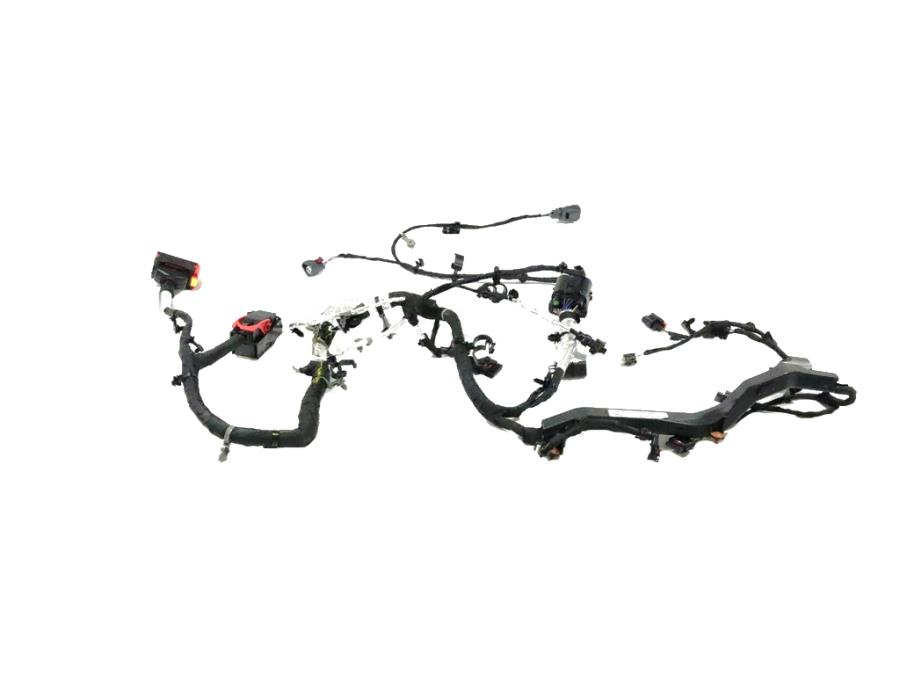 Jeep Wrangler Wiring. Engine. [complete chassis parts