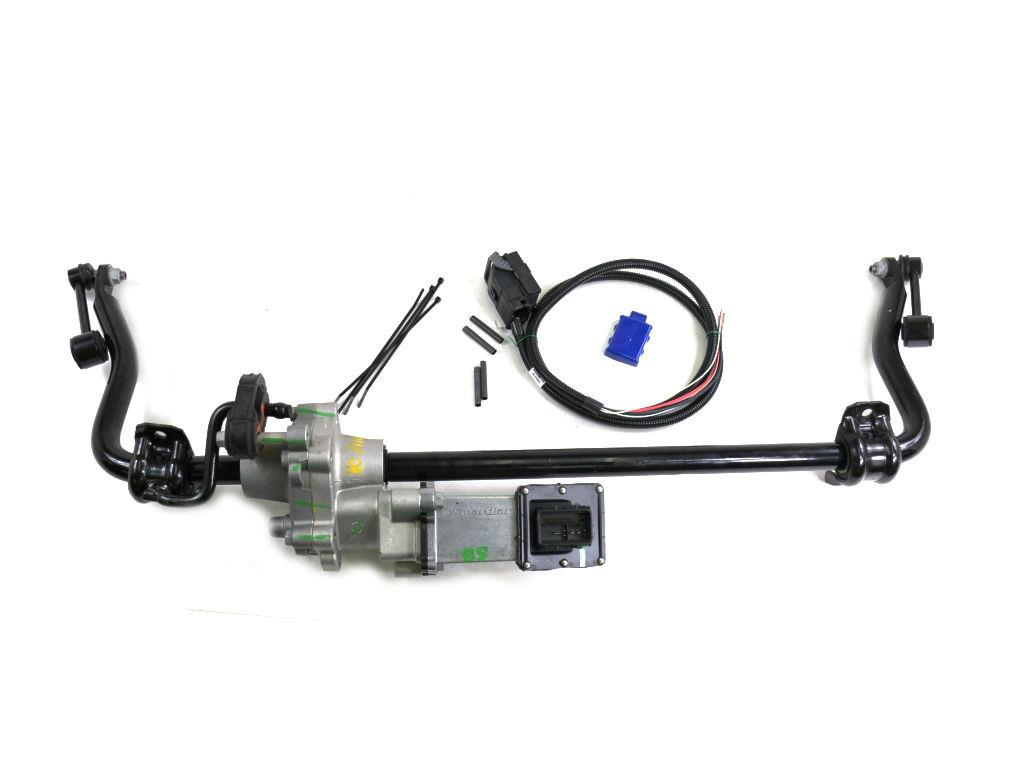 Jeep Wrangler Sway Bar With Power Disconnect Order