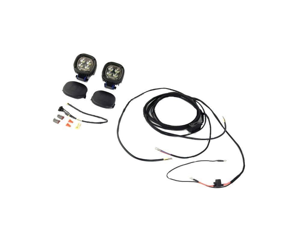 Ram 1500 This commercial grade light kit provides an