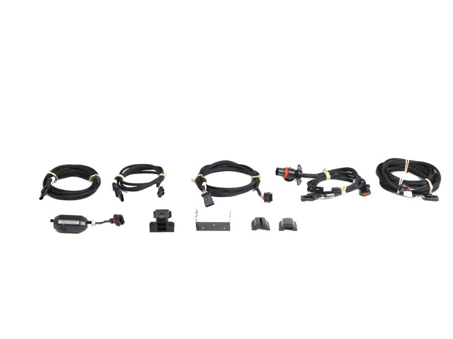 2020 Ram 3500 Wired trailer camera kit to be used in