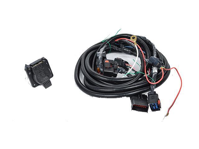 Way Round Trailer Connector Wiring Wiring Harness Wiring Diagram