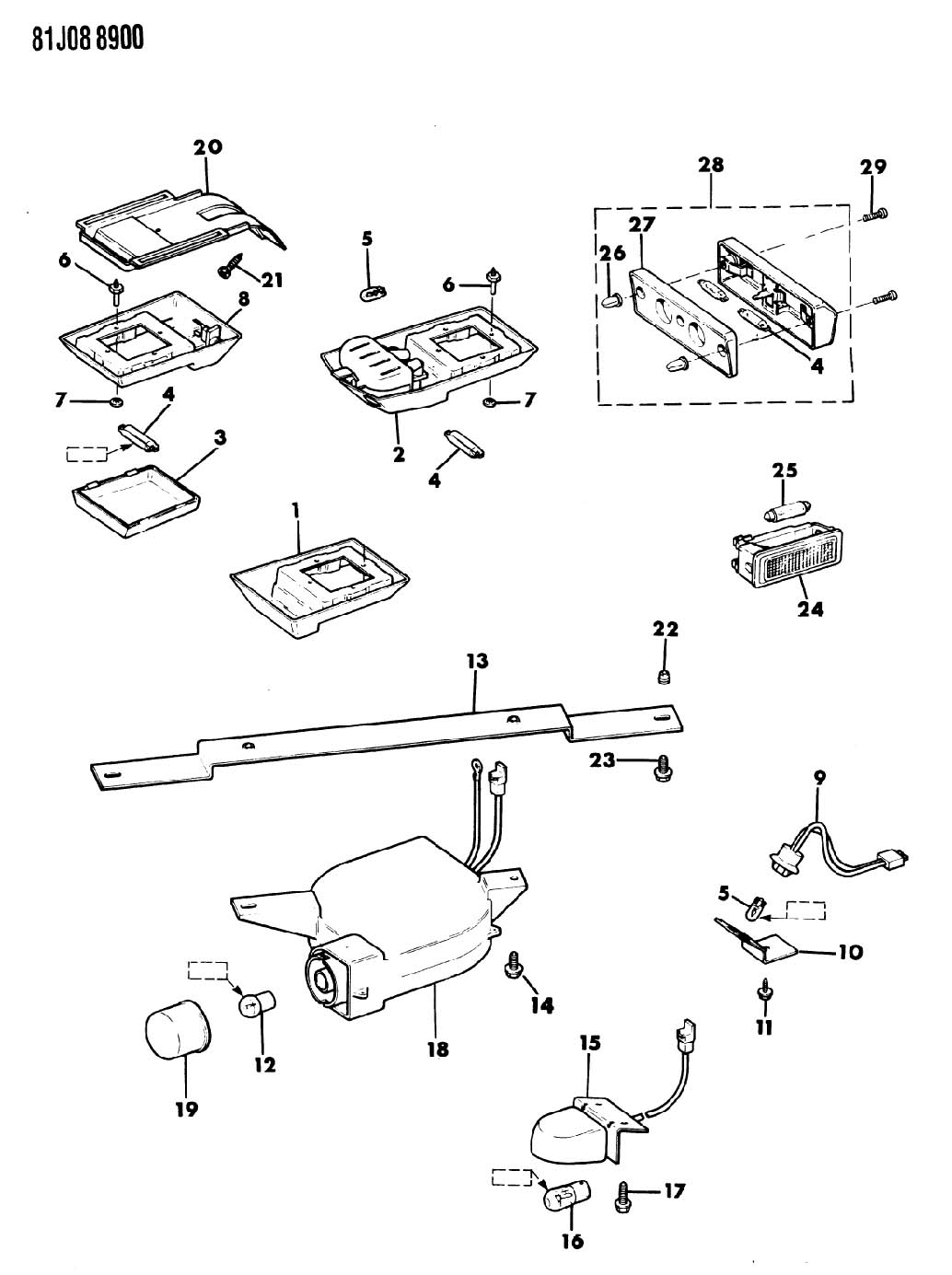 Jeep Comanche Hood Latch Diagram, Jeep, Free Engine Image