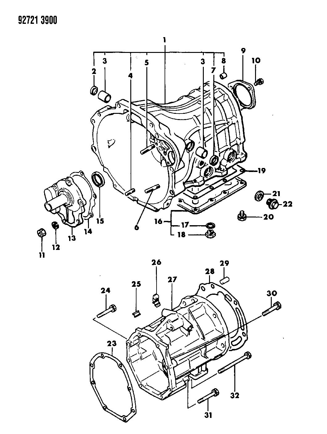 Jeep Patriot Gasket Drain Plug