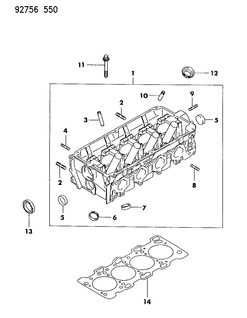 Plymouth Breeze Seat. Exhaust valve. 0.30mm oversize