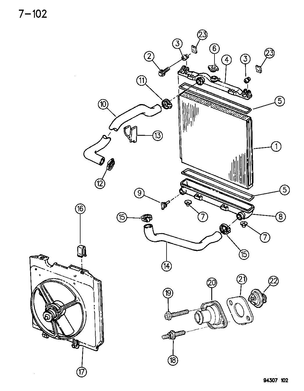 Serena Engine Diagram