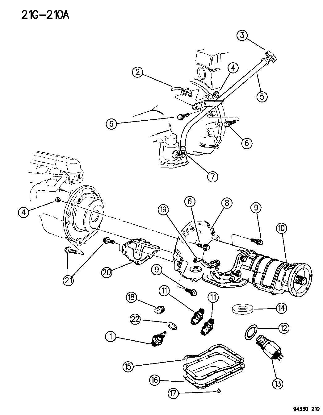 Jeep Cherokee O Ring Seal Filler Tube Oil Filler Tube