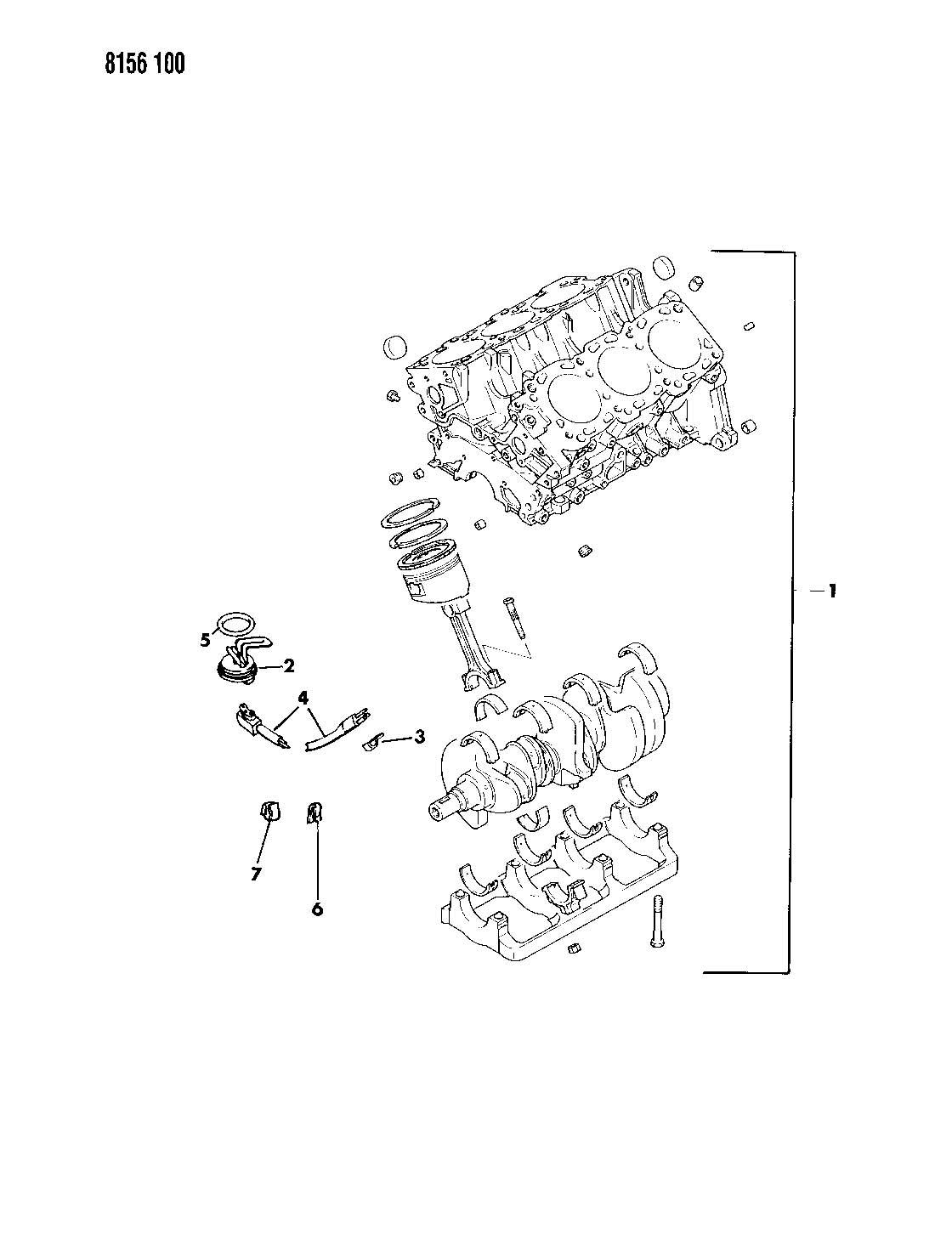 Grand Voyager Short Engine 3 0 L Engine