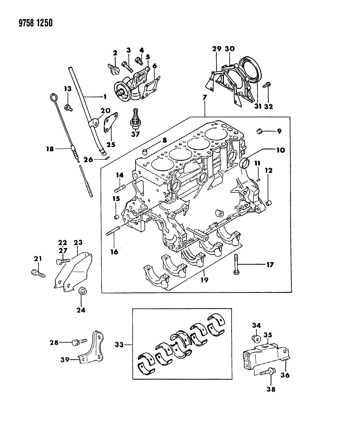 Chrysler Sebring Jx Convertible 2 5l V6 A T Bolt Hex