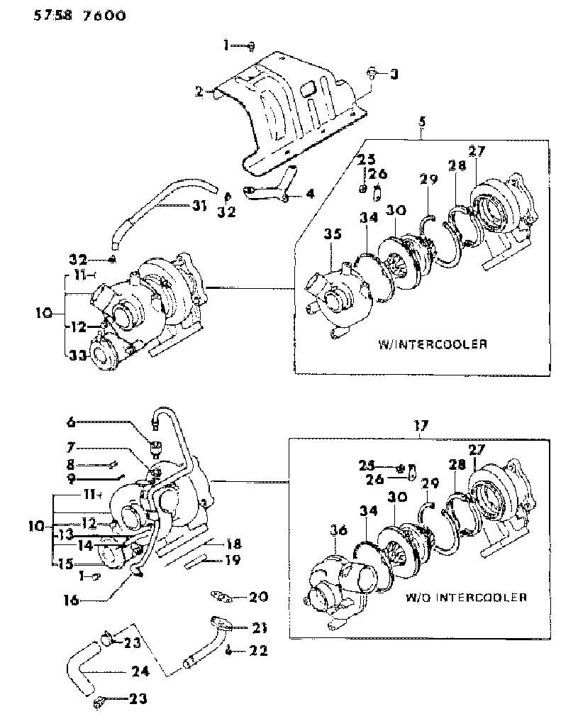Dodge Grand Caravan Washer. Plain. M10. Exhaust manifold