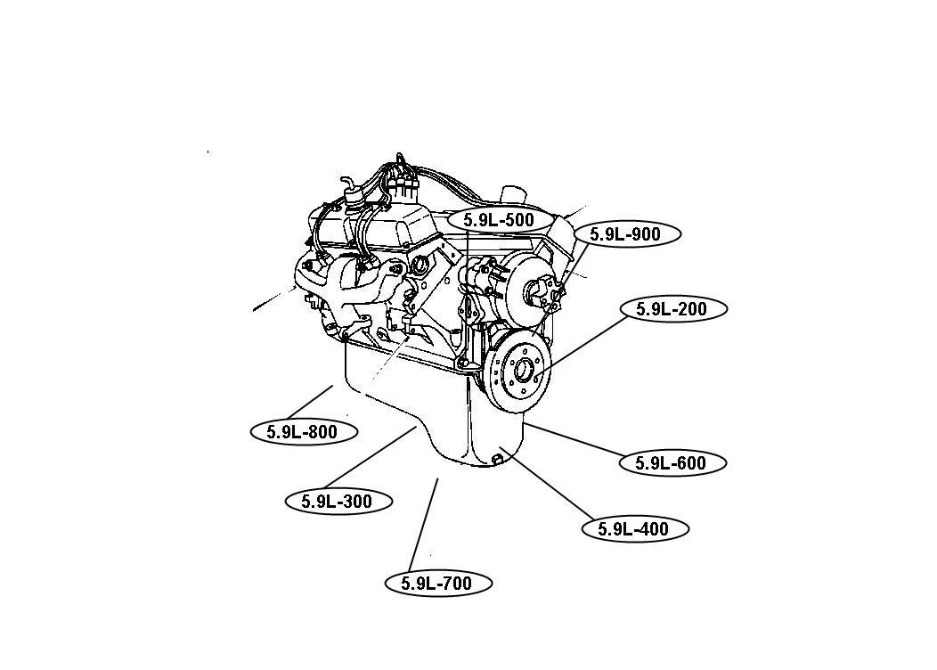 1999 Dodge Ram 1500 CLUB CAB 6.5 FT BOX 5.9L Magnum V8 A/T