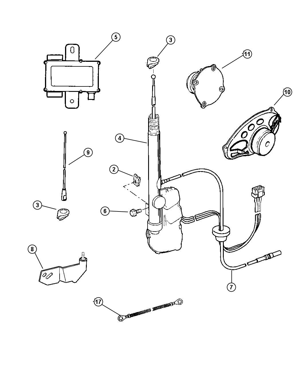 1997 Dodge Intrepid Engine Diagram, 1997, Free Engine