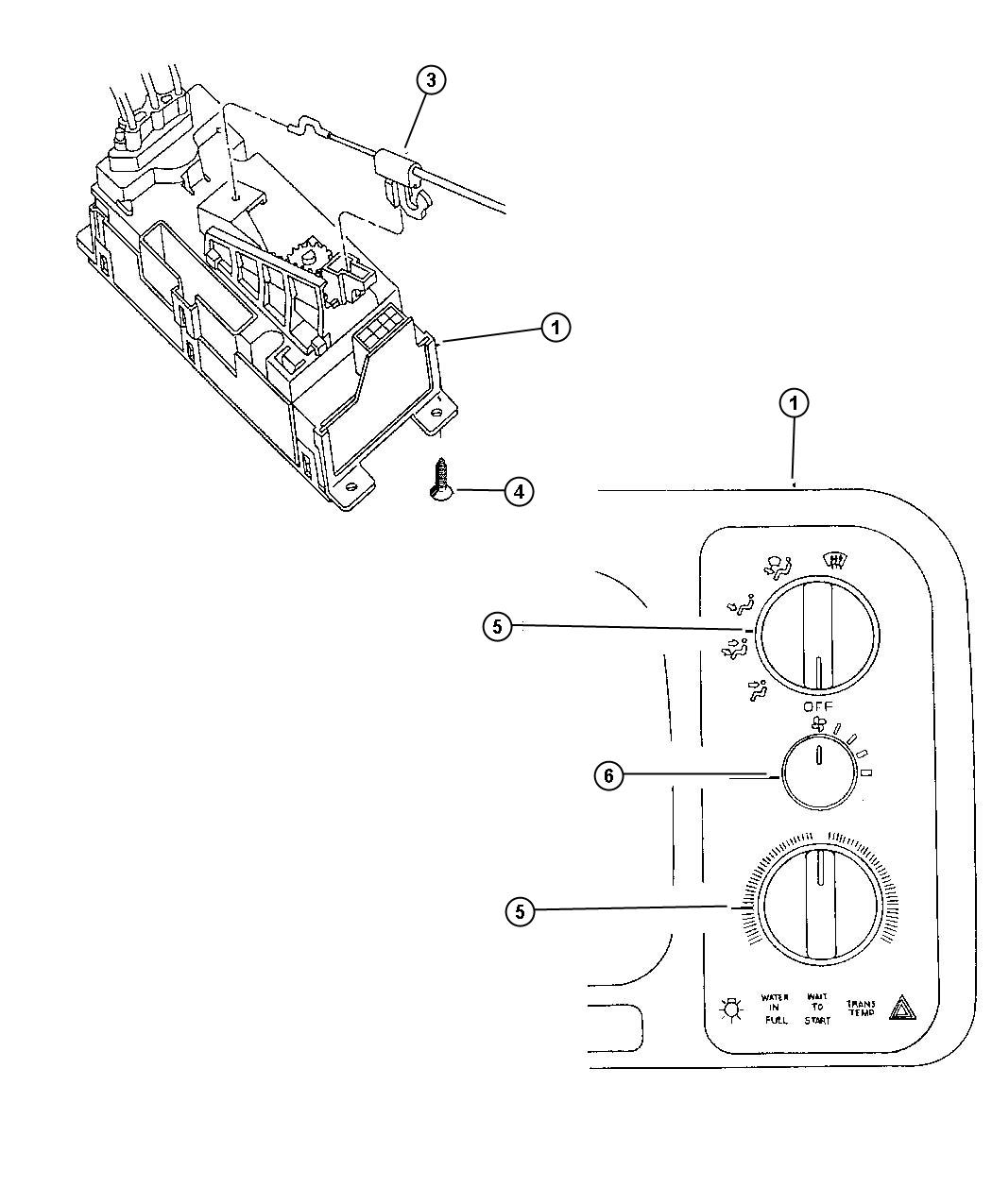 [DIAGRAM] 1998 Dodge Ram 1500 Heater Wiring Diagram FULL