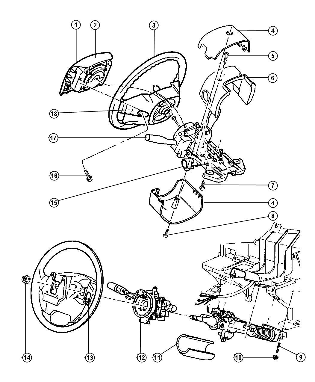 99 jeep grand cherokee laredo wiring diagram nuheat solo thermostat clockspring air bag clock spring 01