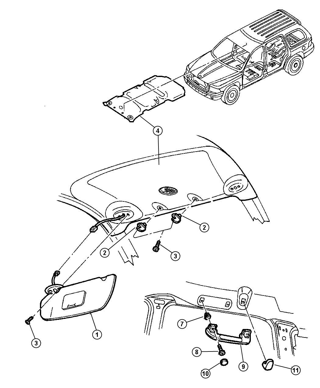 Diagram Dodge Dakota Wiring Diagram Console