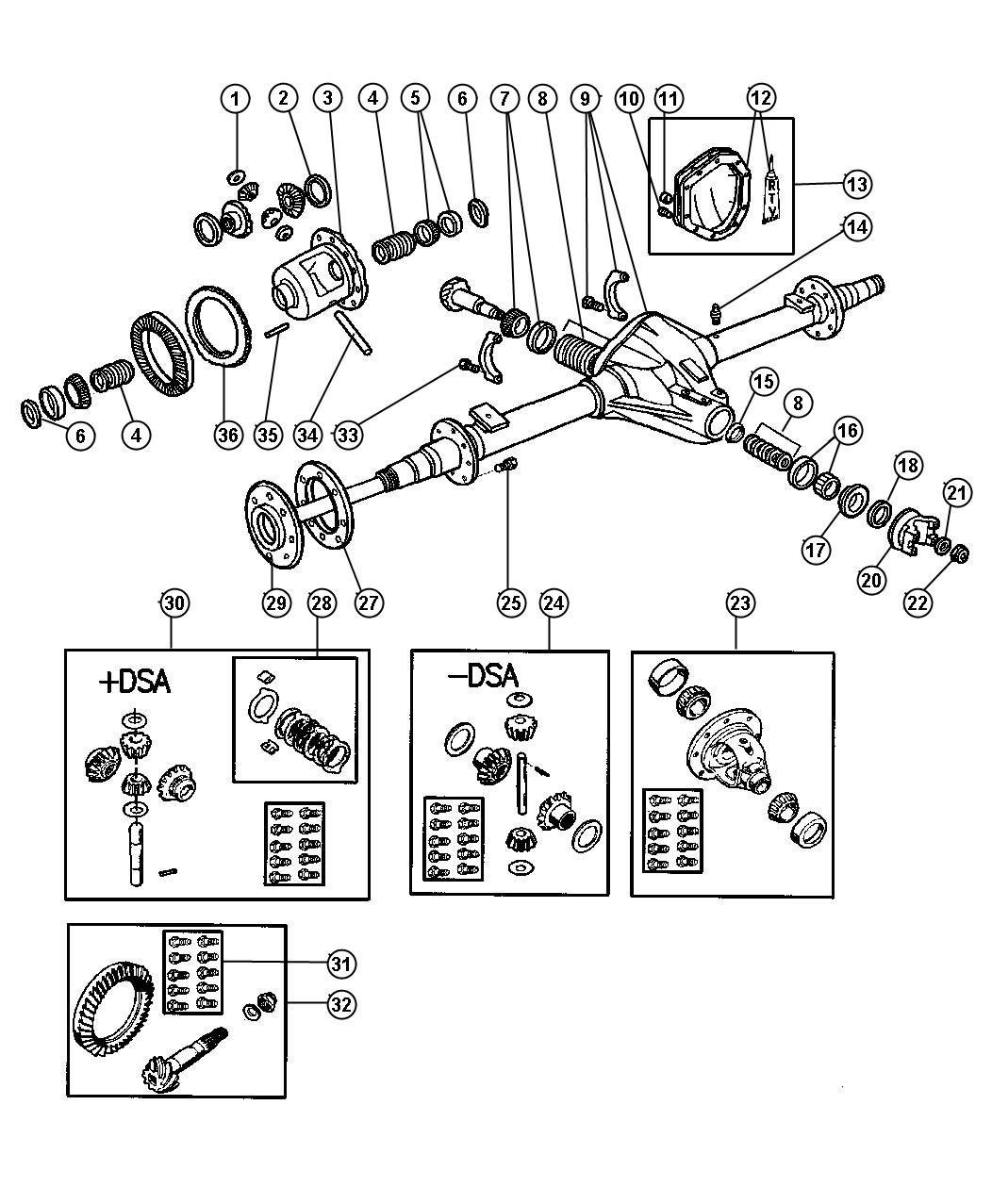 1996 Jeep Grand Cherokee Gas Tank Diagram
