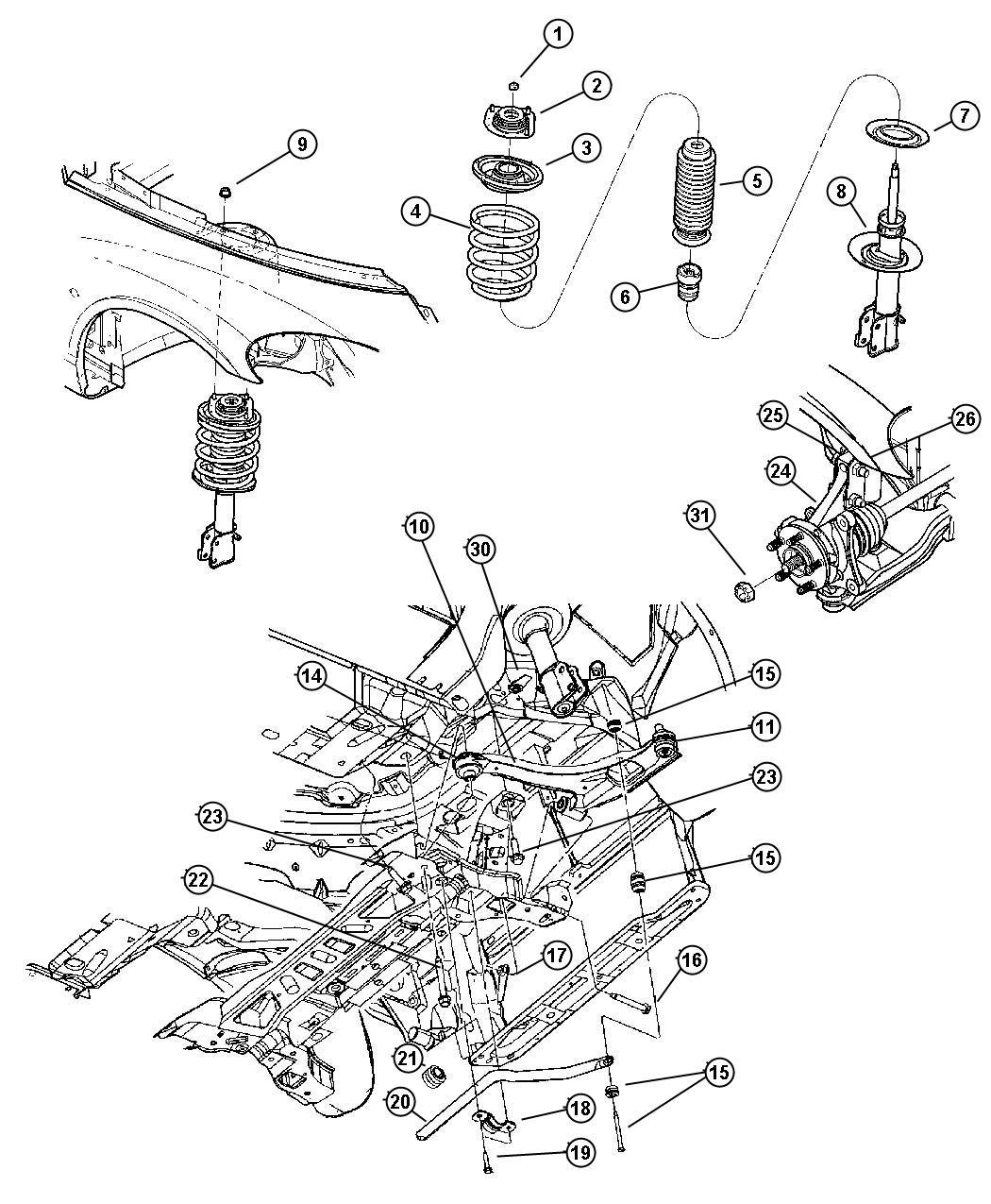 02 Chrysler Pt Cruiser Vacuum Diagram. Chrysler. Auto