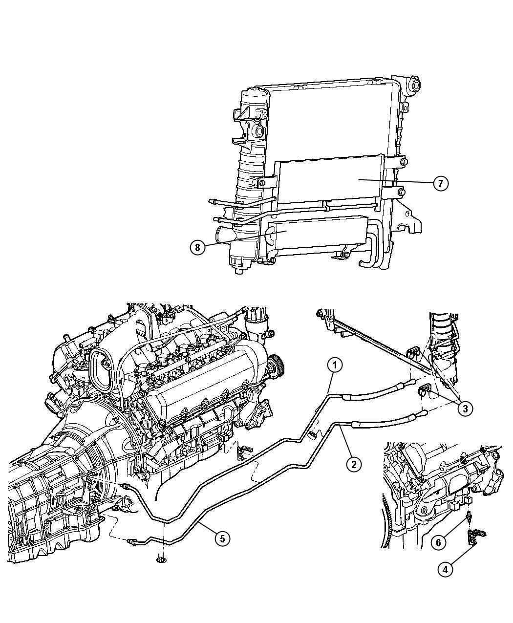 Dodge Ram 1500 4x2, 5.7L Hemi Multi Displacement, 5-Spd