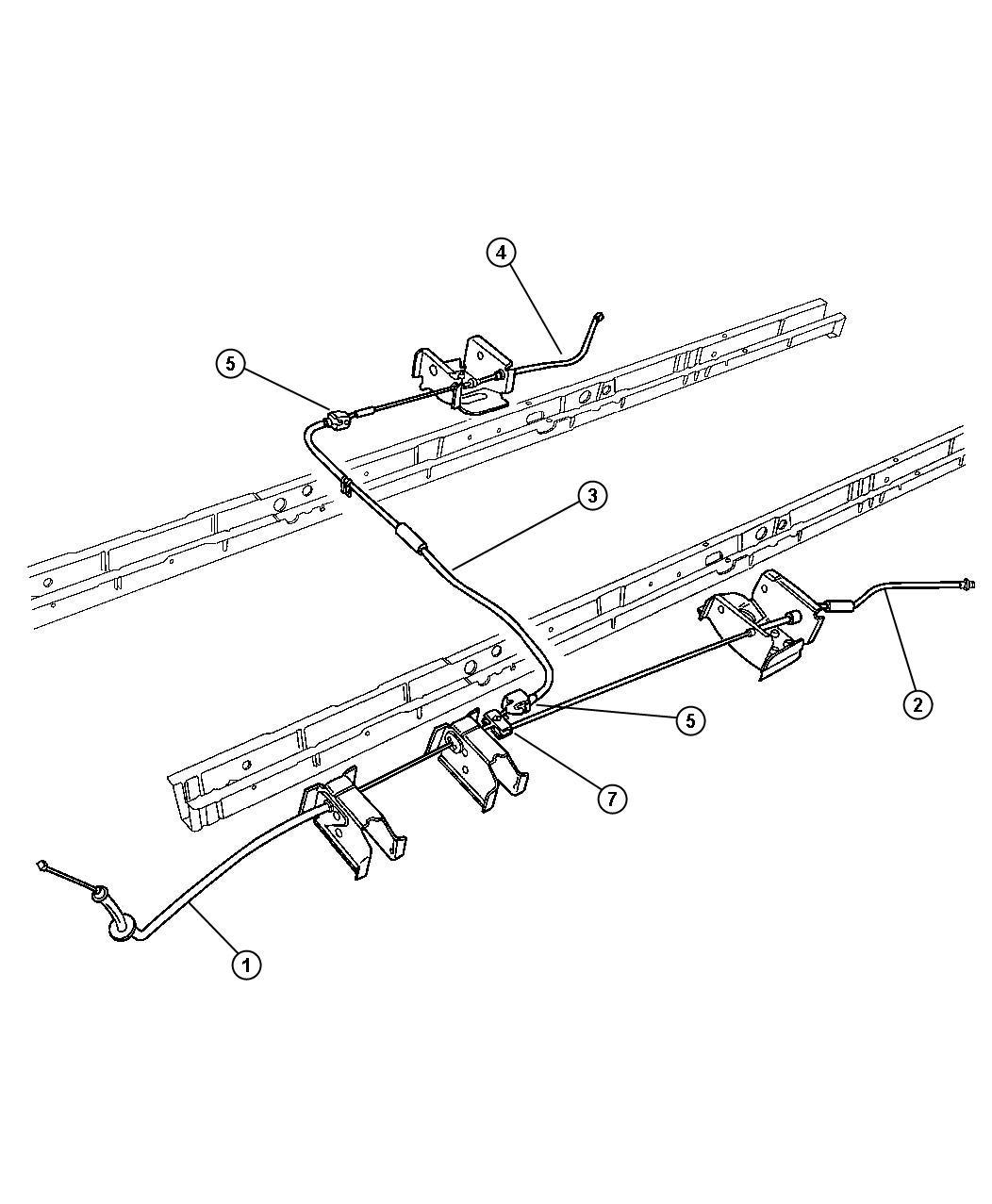 Dodge caravan rear drum brake diagram on chrysler town and country suspension diagram