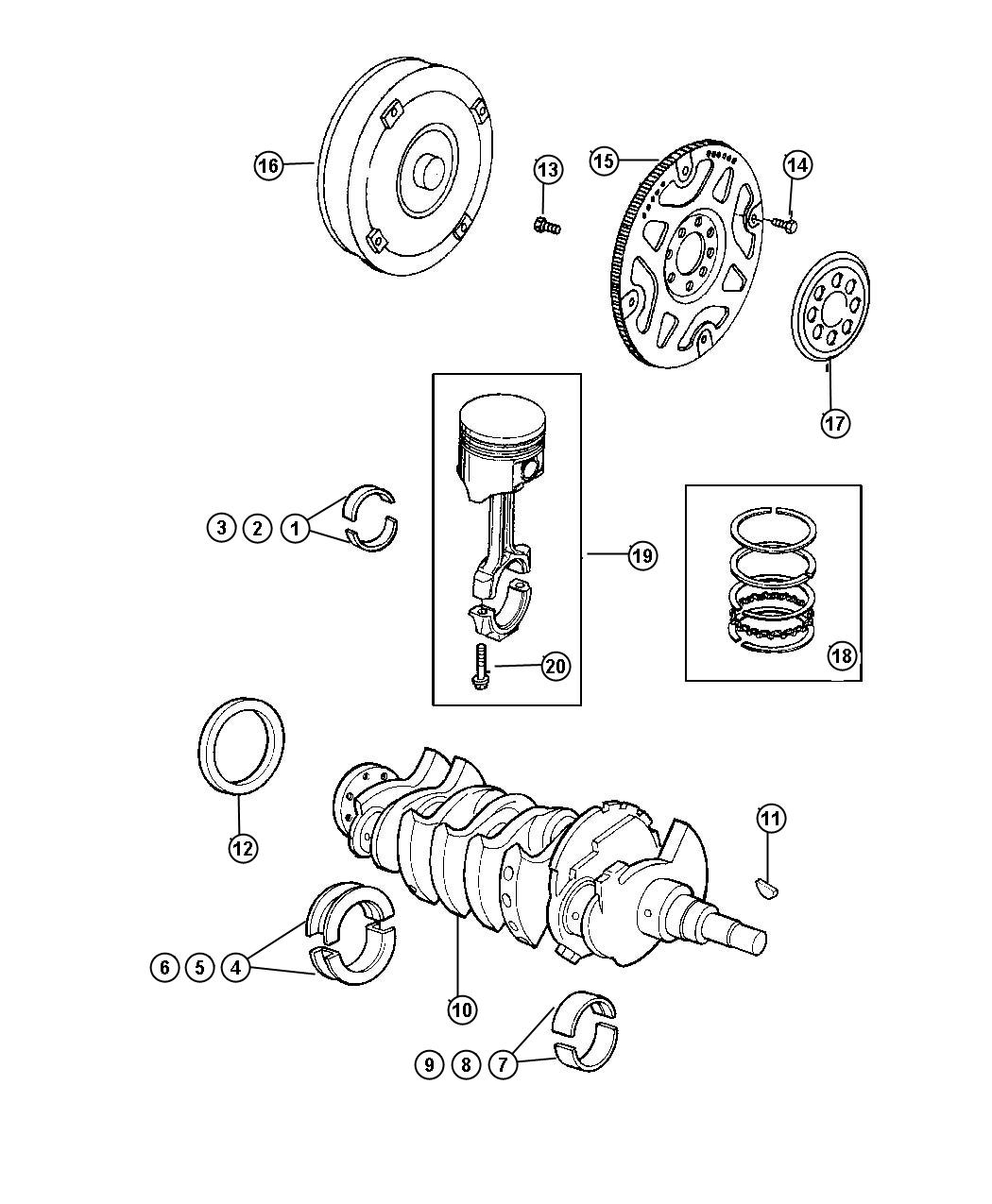 Dodge Caravan Converter, converter kit, converter package