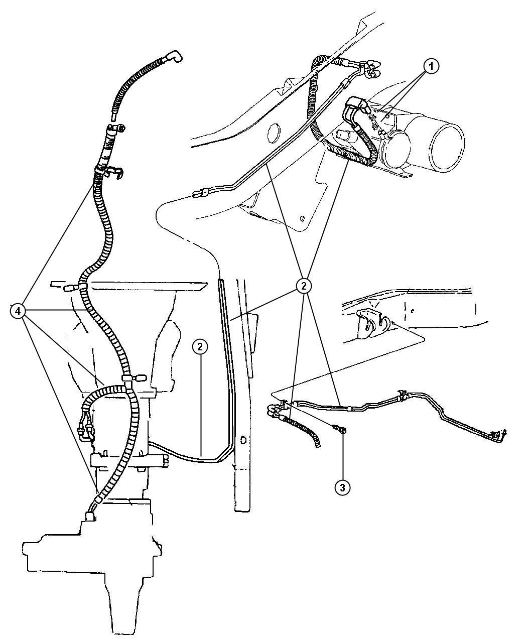 Dodge Ram Front Axle