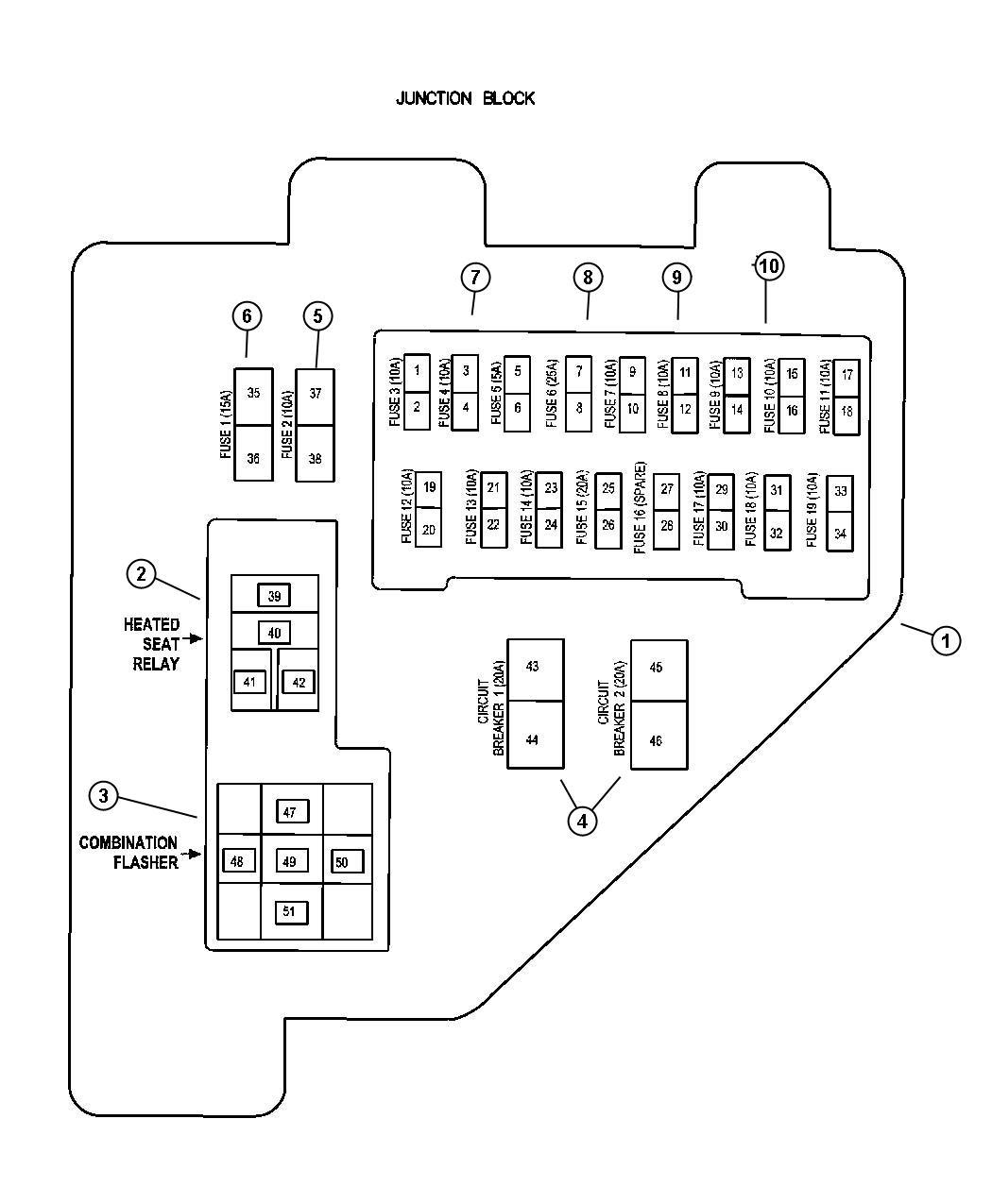 2004 dodge ram fuse box diagram john deere stx38 yellow deck wiring 1999 nissan quest vacuum line free engine