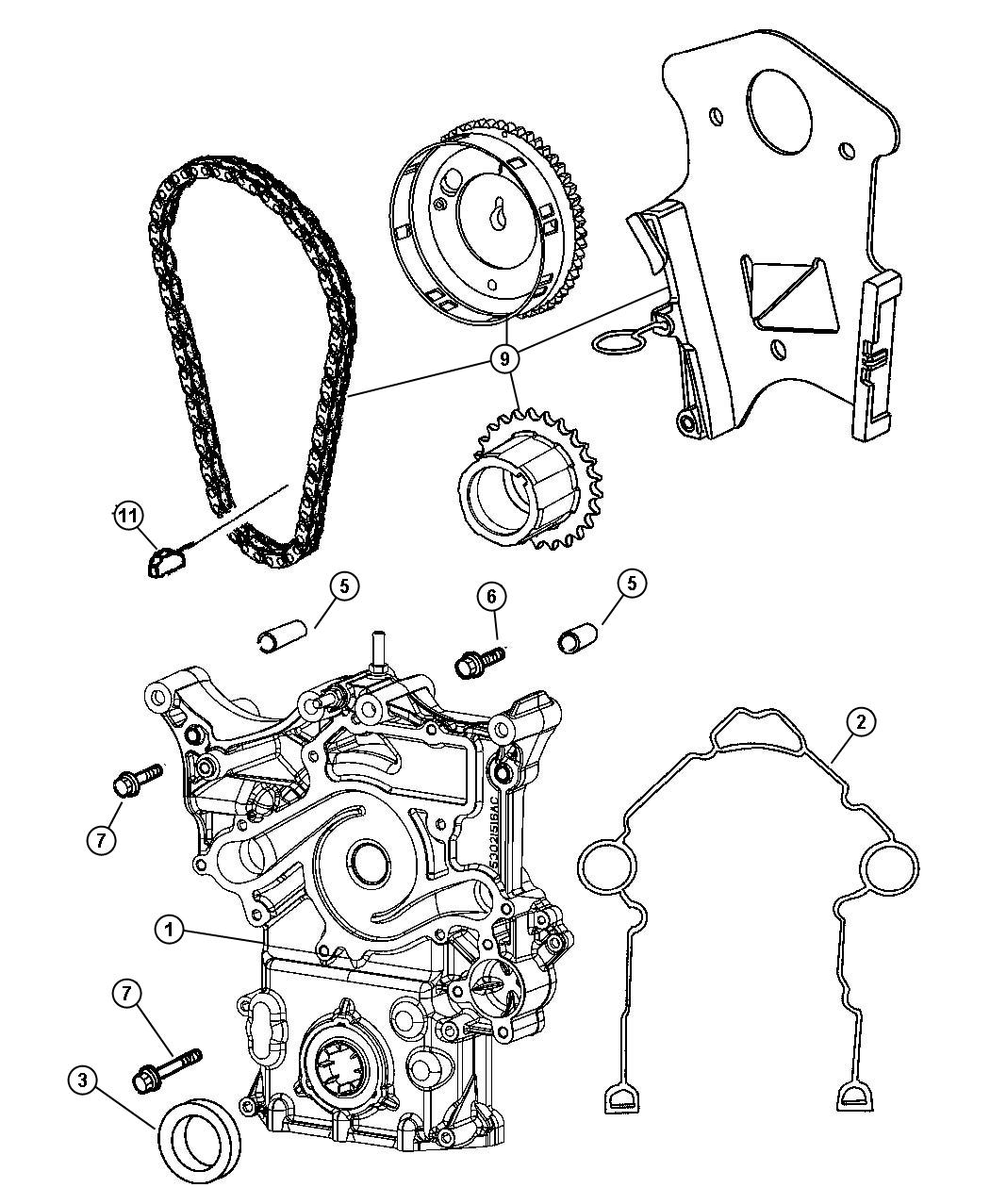 Dodge Ram Used For Bolt And Coned Washer Used For