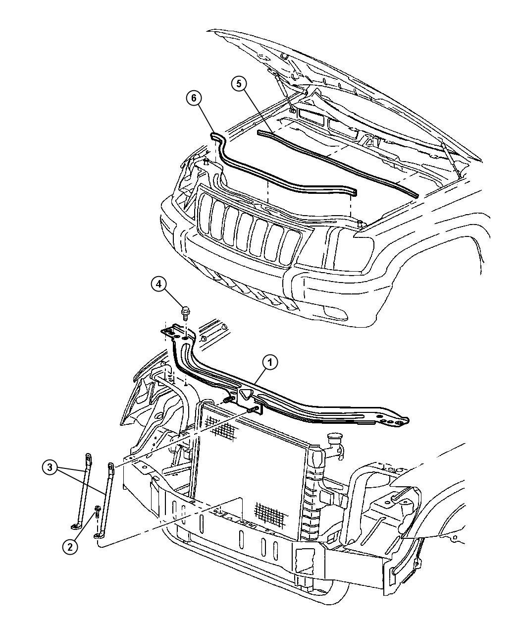 Jeep Wrangler Unlimited X 3 8l V6 A T 4x4 Screw