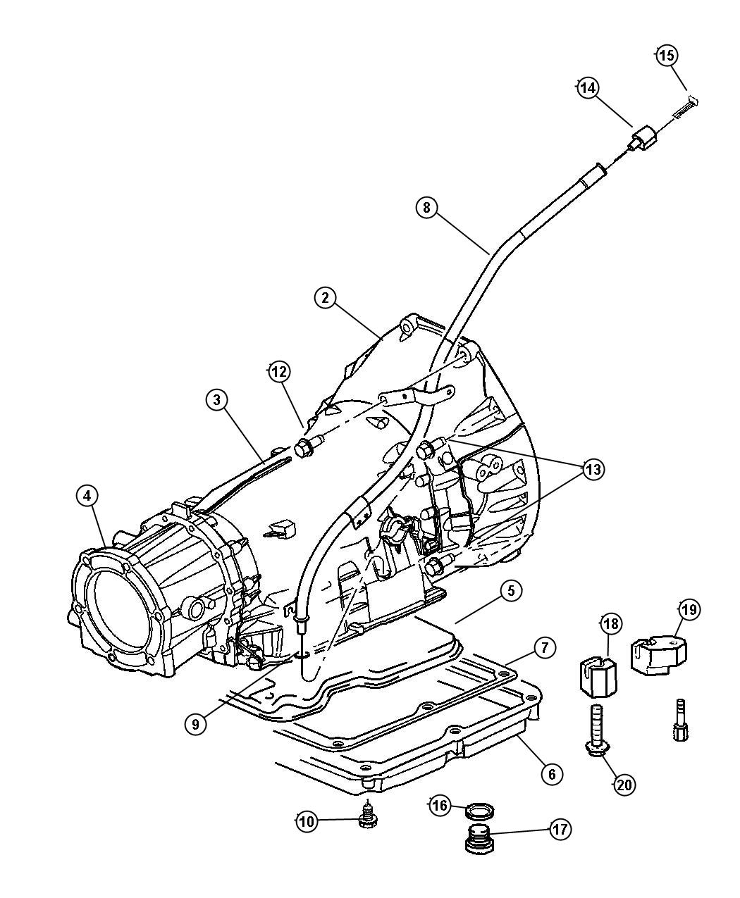 1994 Jeep Cherokee Transmission Diagram FULL HD Version