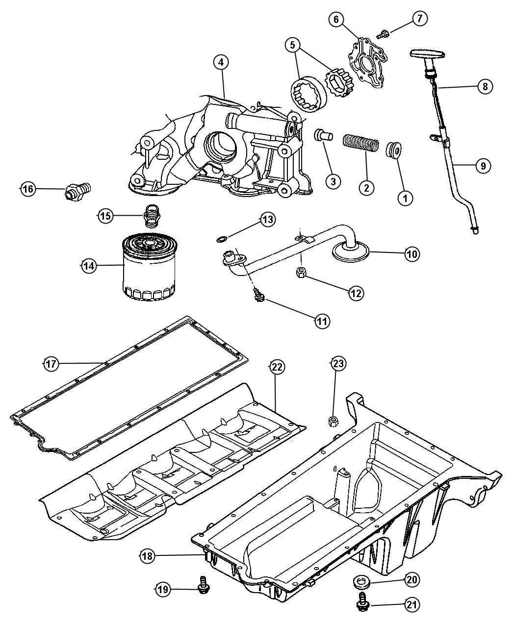 Dodge Ram Cover Timing Case