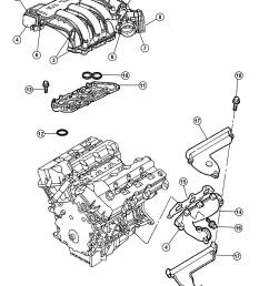chrysler 2 7 engine diagram wiring diagram detailed 1999 dodge intrepid engine diagram chrysler 2 7 engine diagram [ 1050 x 1275 Pixel ]