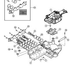 valve body 45rfe dgq 42re transmission diagram 46re transmission parts diagram [ 1050 x 1275 Pixel ]