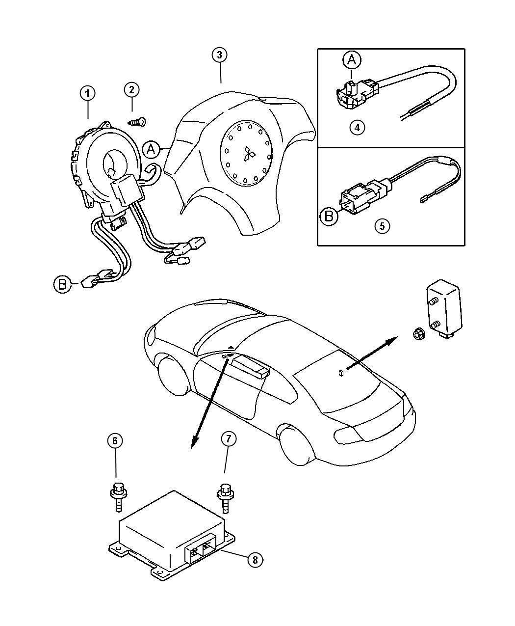 [DIAGRAM] Chrysler Sebring Wiring Diagram Horn FULL