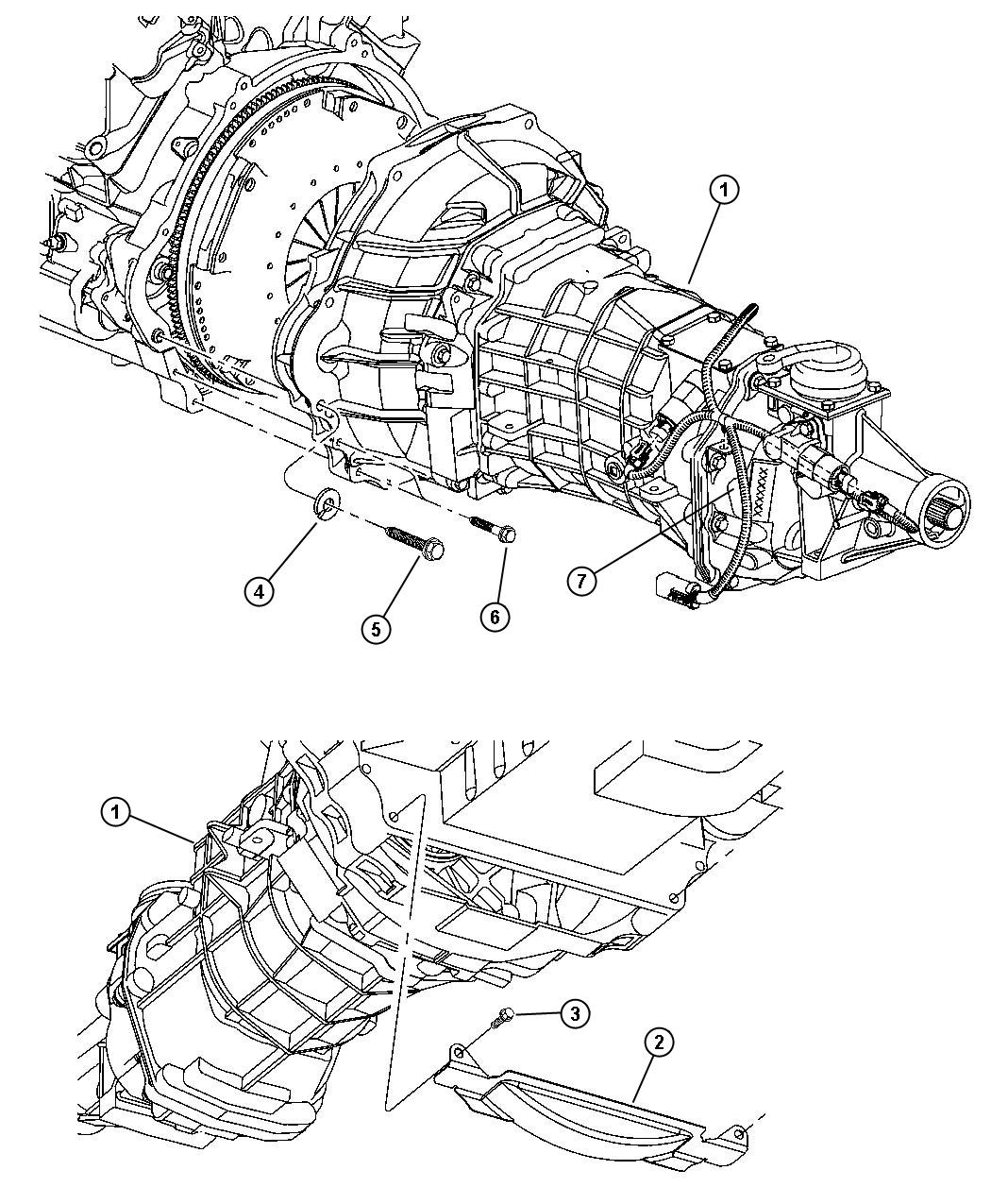Dodge 6 speed manual transmission problems