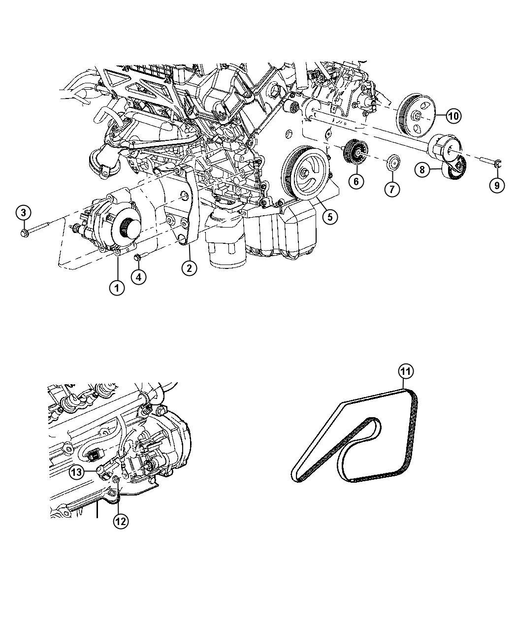 Diagram Dodge Charger 2 7 Engine Diagram